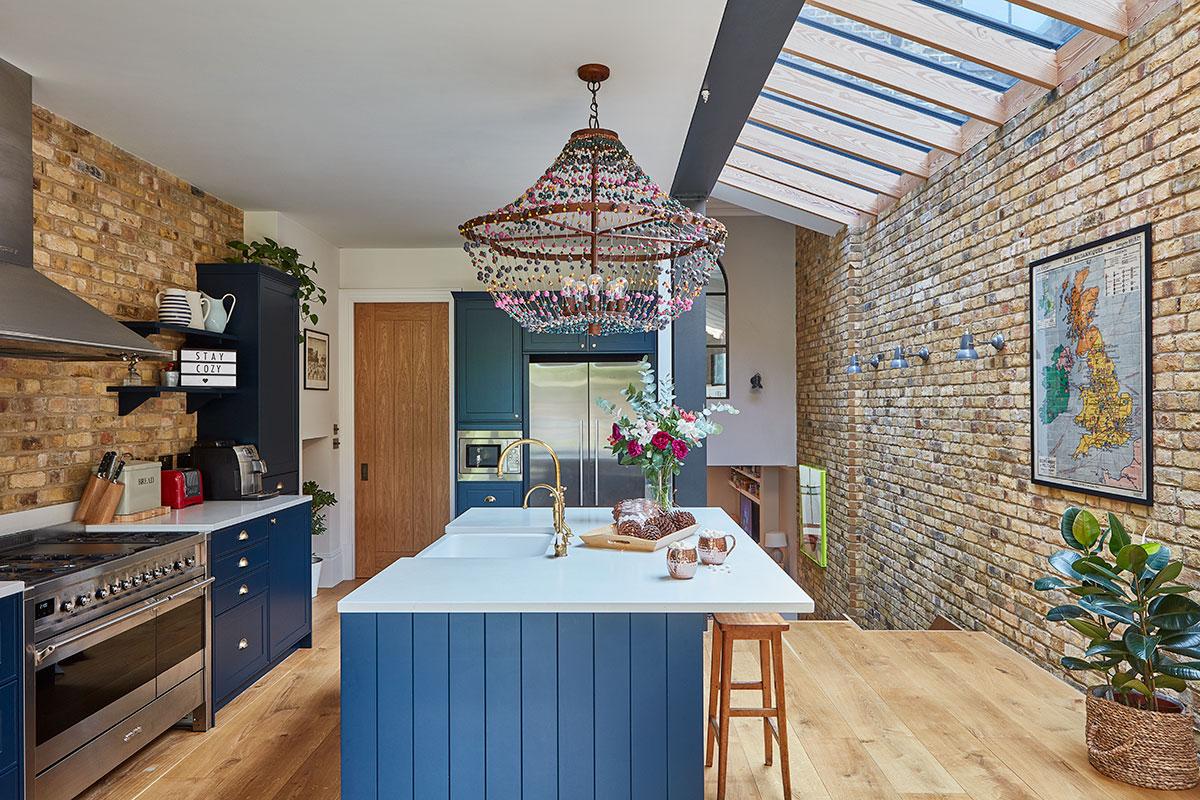 If you plan to renovate a kitchen talk to a designer