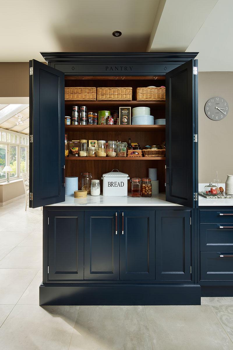 Bespoke breakfast cupboard