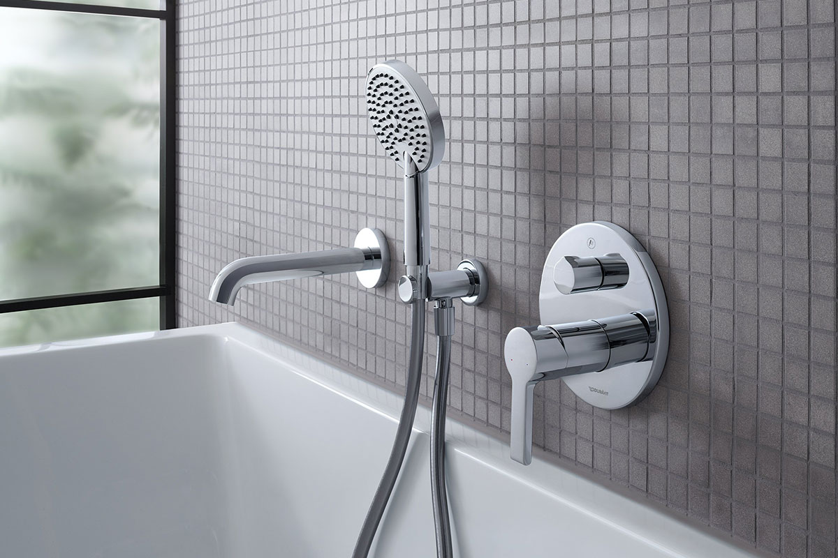Duravit shower bath mixer