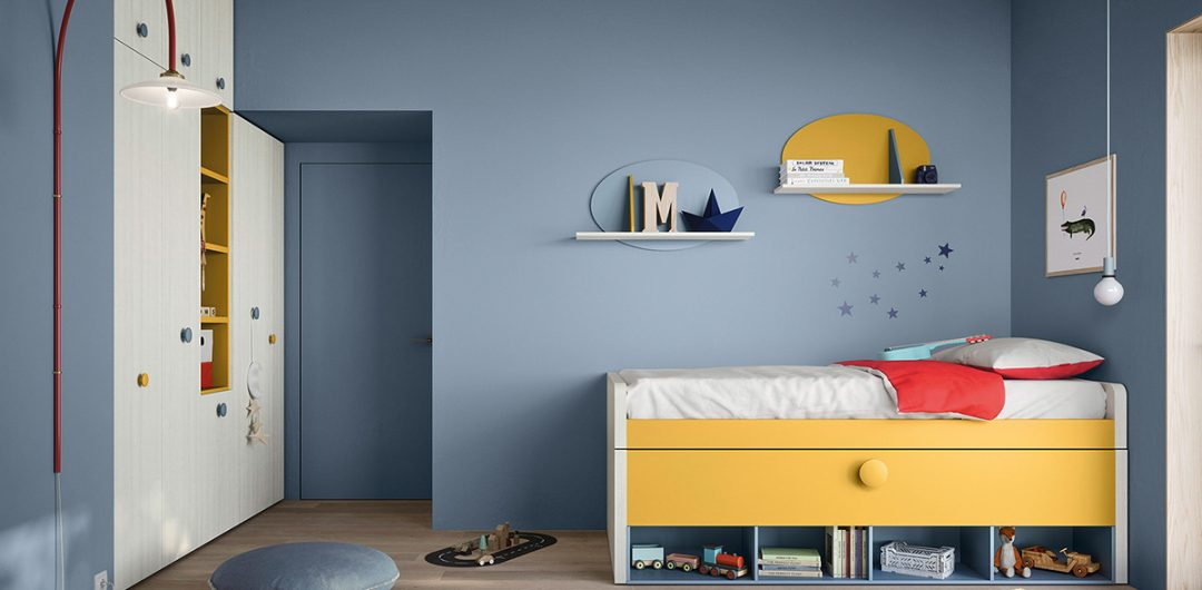 Kids Bedrooms Practical Design Ideas From Storage To Layout