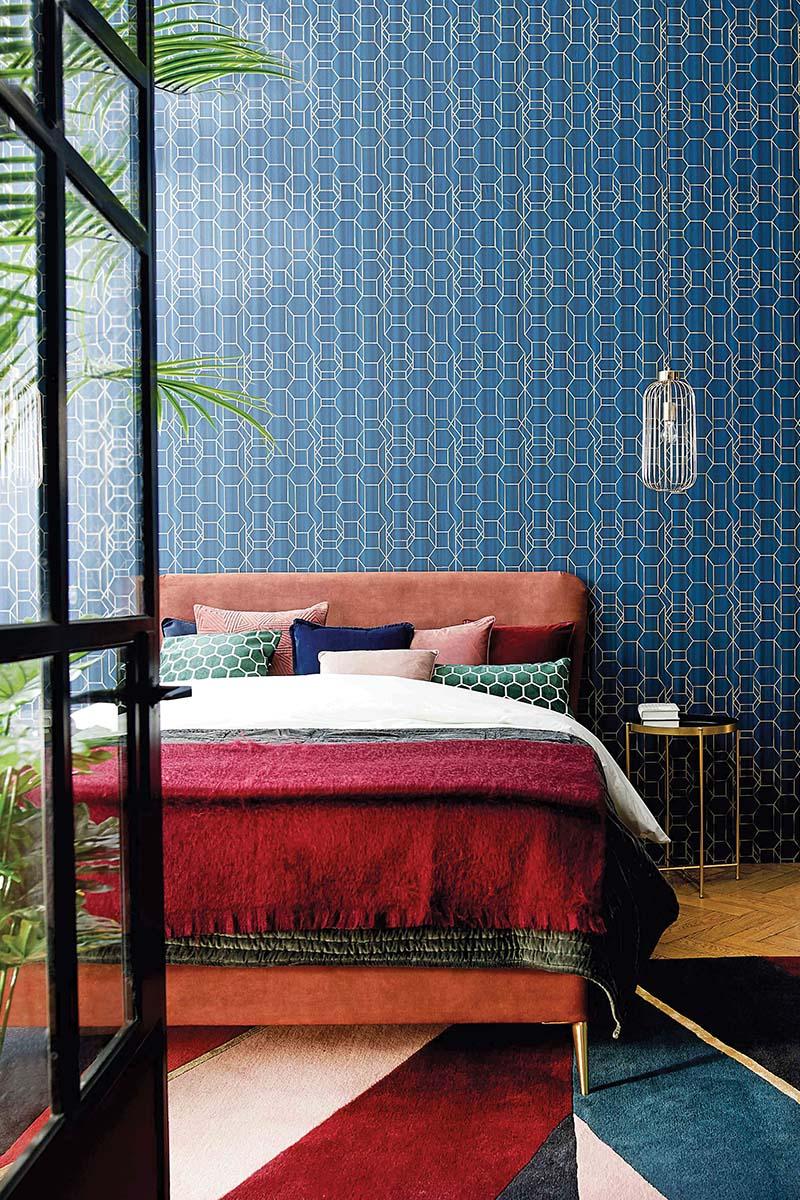 Wow wallpaper bedroom