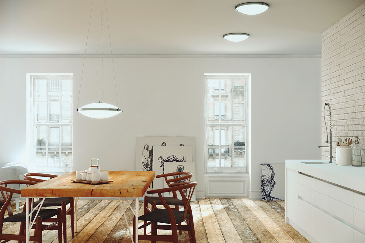 Christopher-Wray over table pendant light