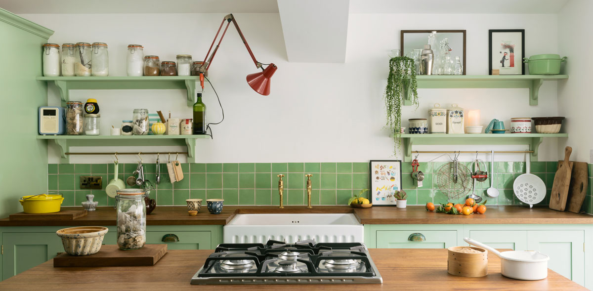 10 ways to create your perfect larder