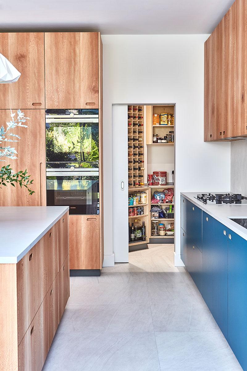 A cook's dream kitchen