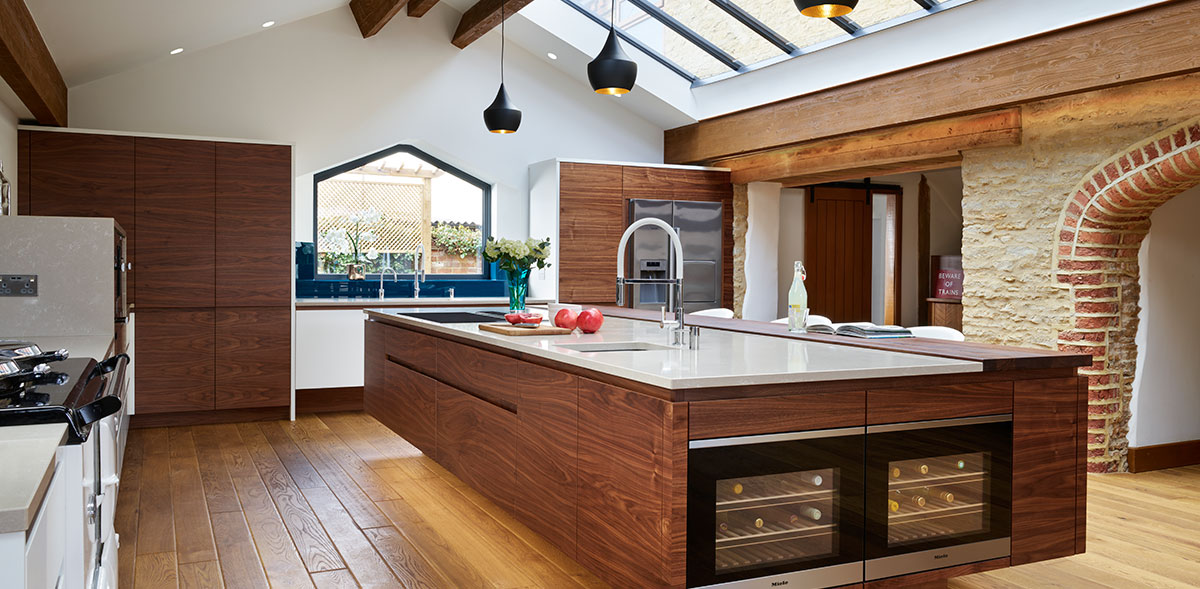 House Tour Barn Conversion With A Large Kitchen Extension