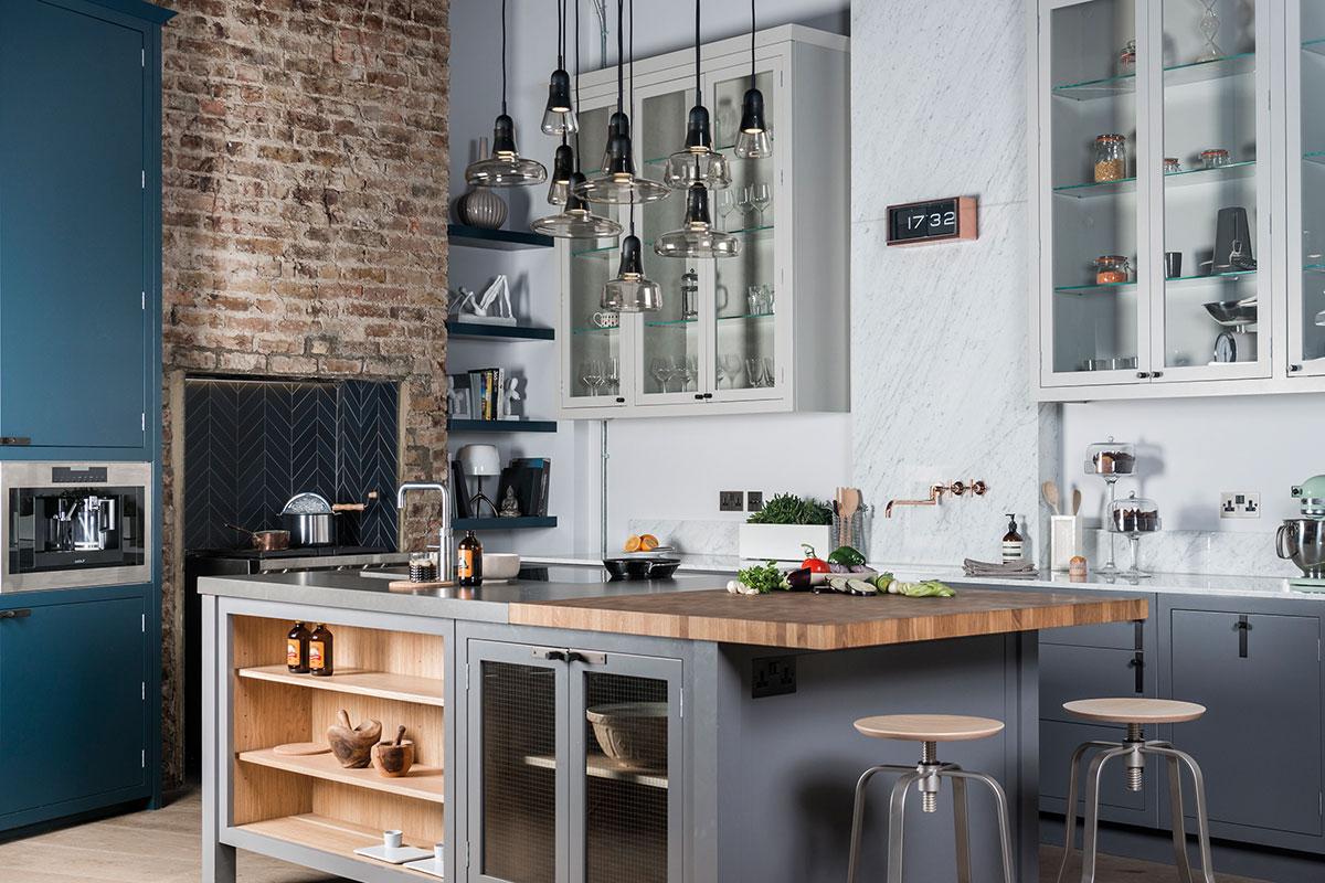Davonport Day True kitchen