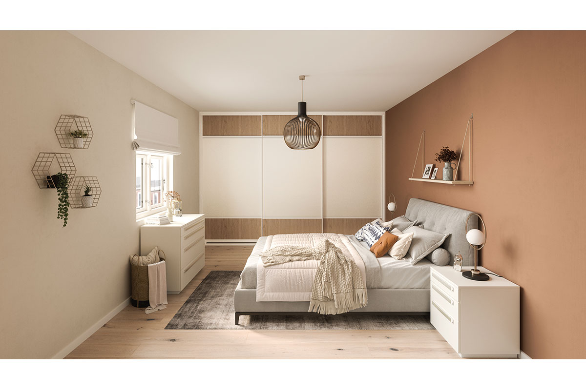 Kindred fitted wardrobes