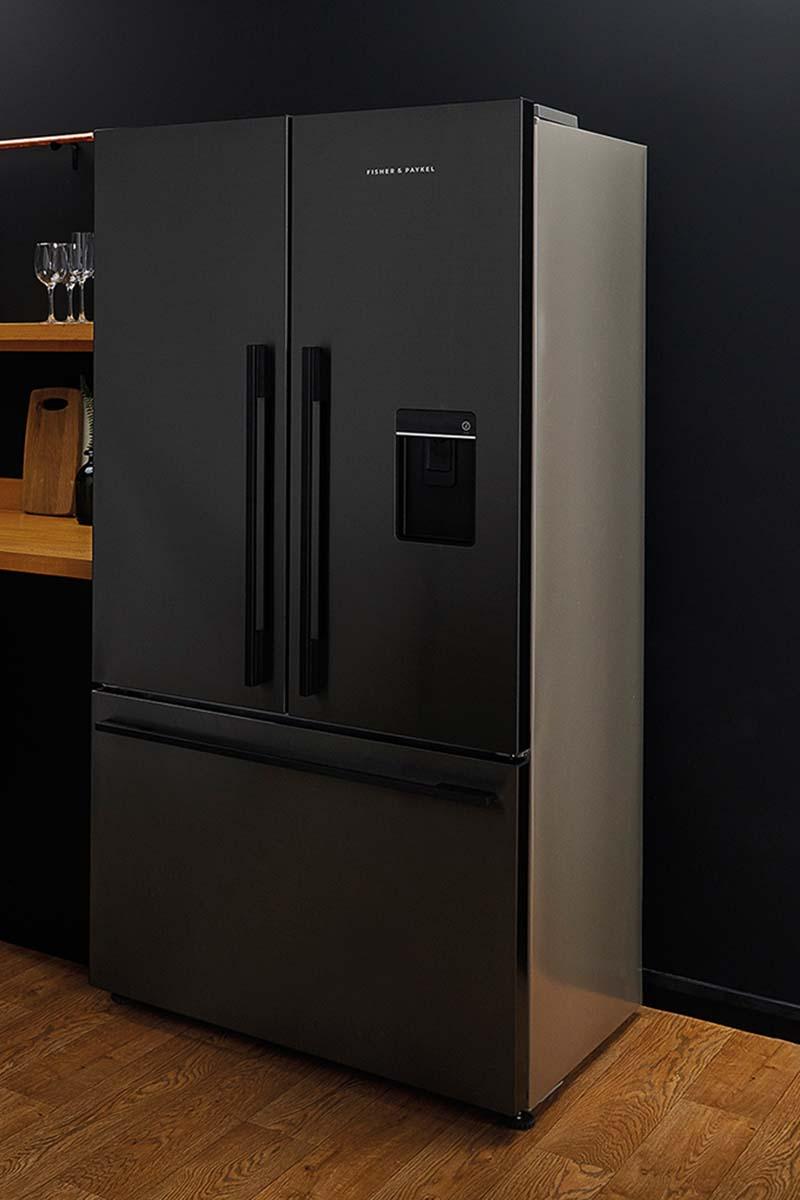 The smart fridge freezer