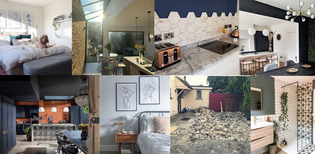 Instagam renovation projects