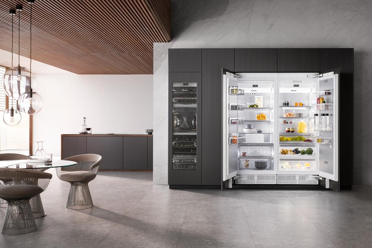 Miele  fridge-freezer
