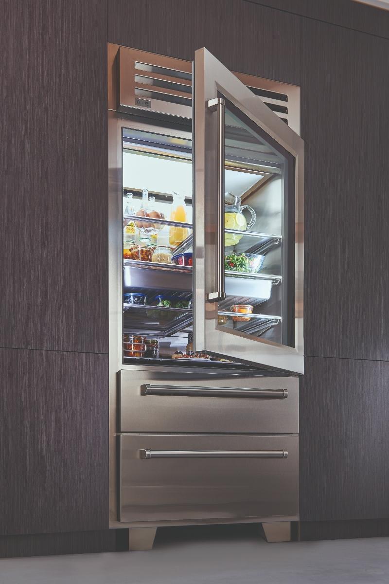 Sub Zero fridge-freezer