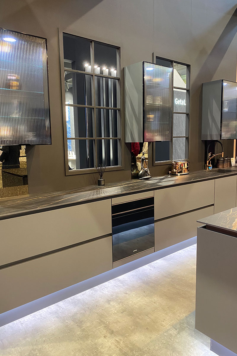 Looking at kitchen trends
