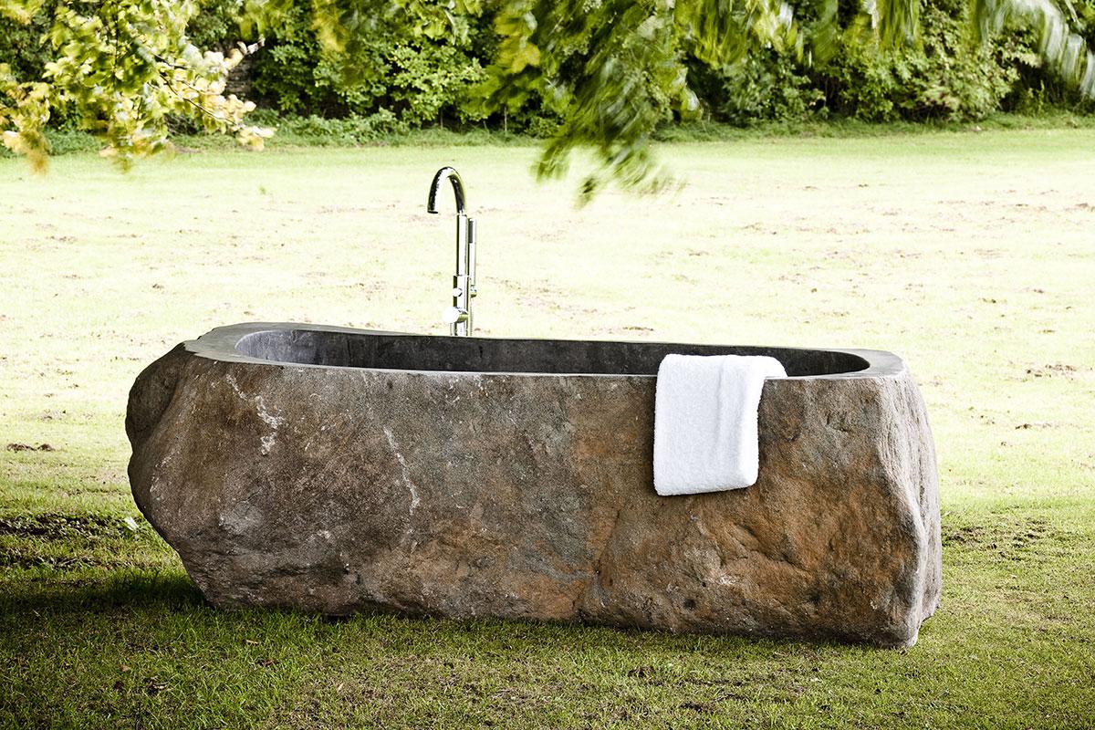 Stone bath