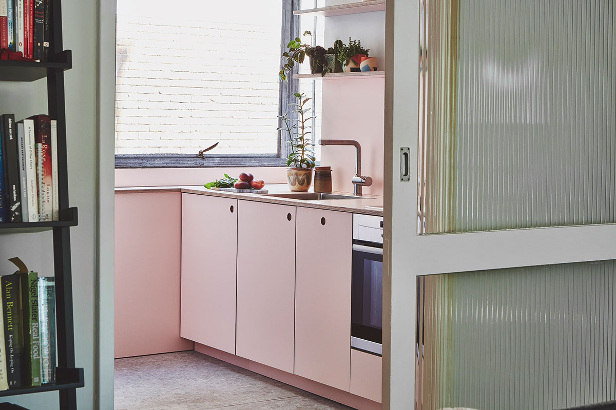 Pluck compact kitchen