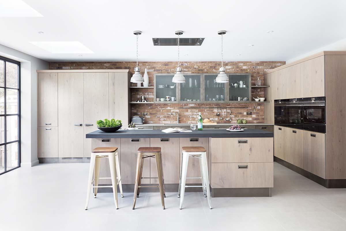Scavolini kitchen extension