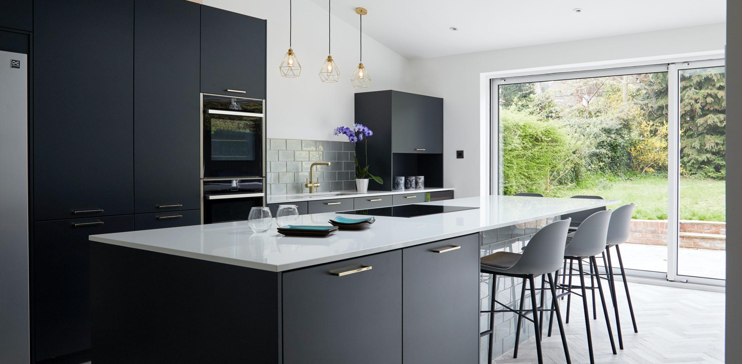 Inspiration Gallery Slab Style Kitchen Cabinets