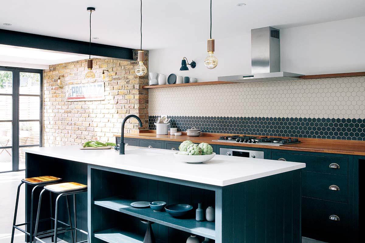 Plain English kitchen