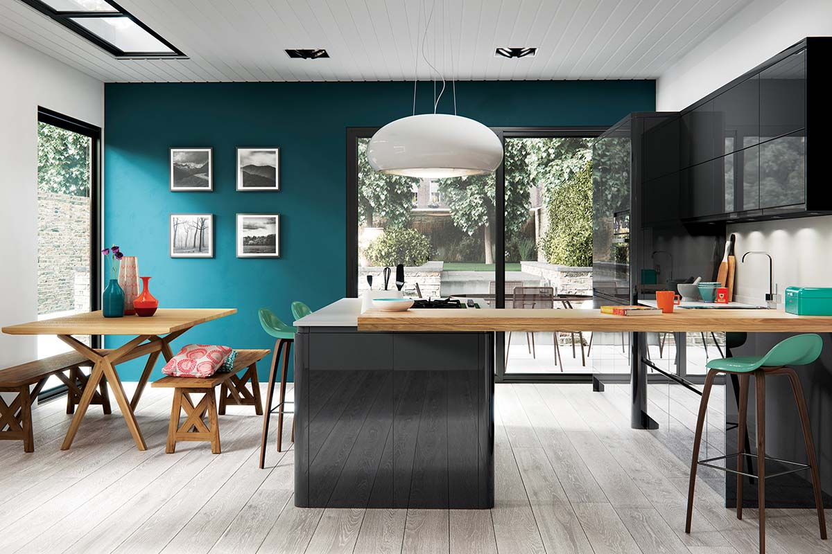Caple kitchen extension