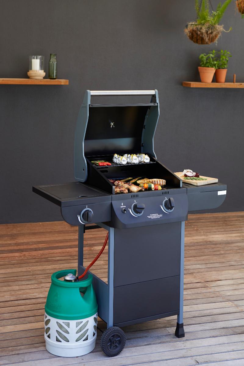 Homebase barbecue