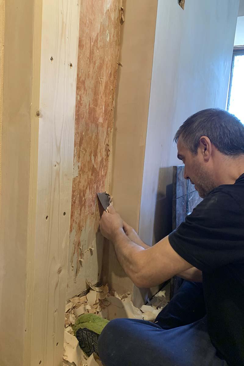 when covid-19 halts the renovation