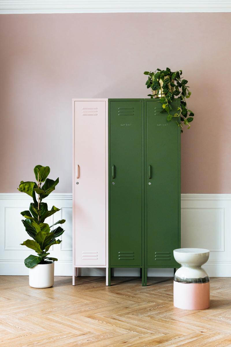 Vintage lockers