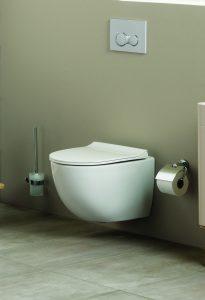 VitrA Sento WC dual flush