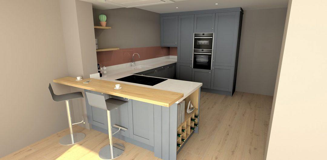 u-shape-kitchen-render