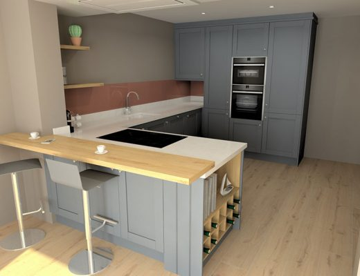 u-shape-kitchen-render