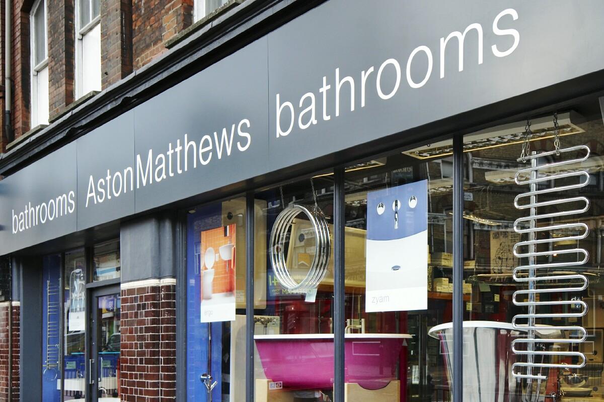 Aston Matthews showroom