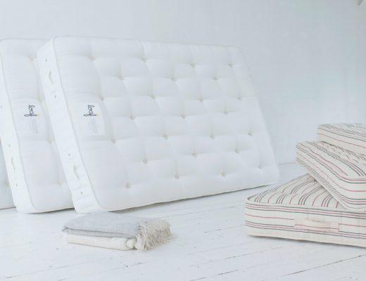 Spare bedroom mattress