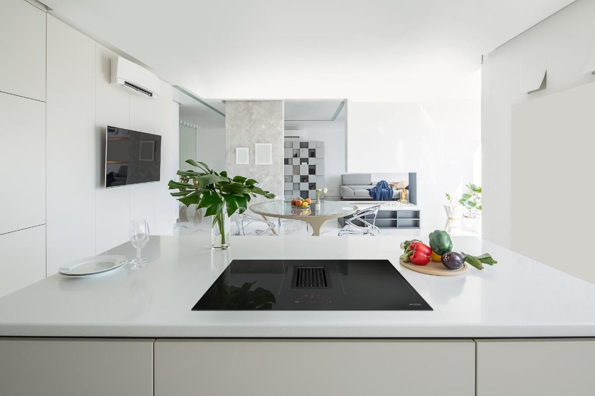 Smeg combination appliance