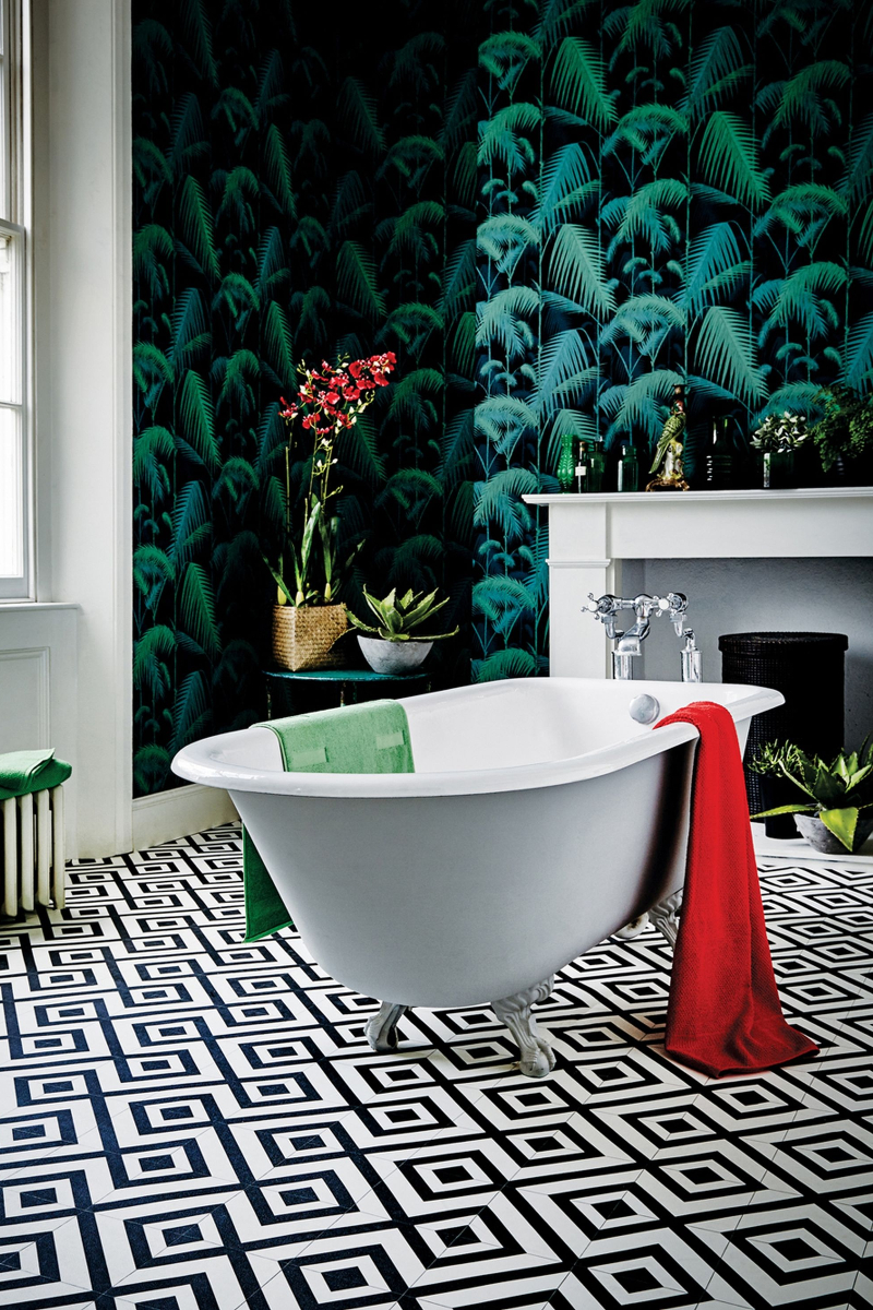 Bathroom trends UK
