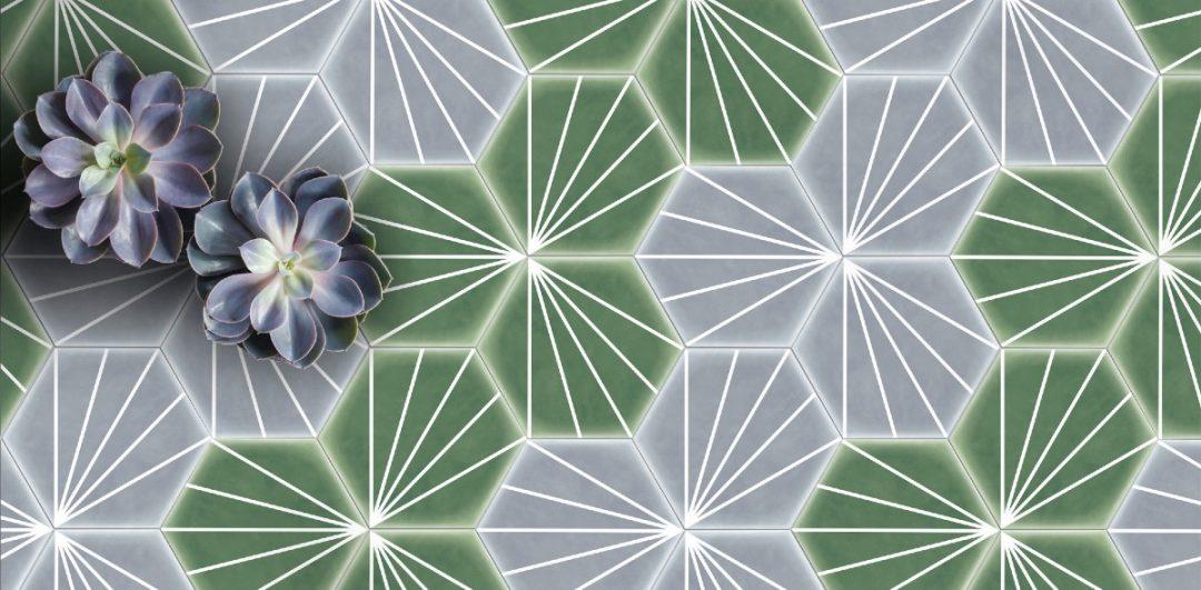 Palm Springs porcelain tiles