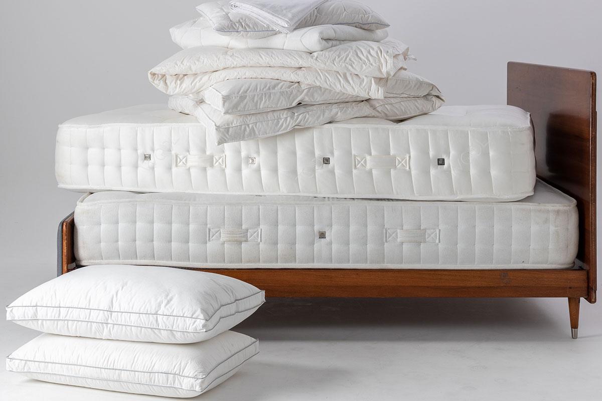 Soak Sleep pocket sprung mattress