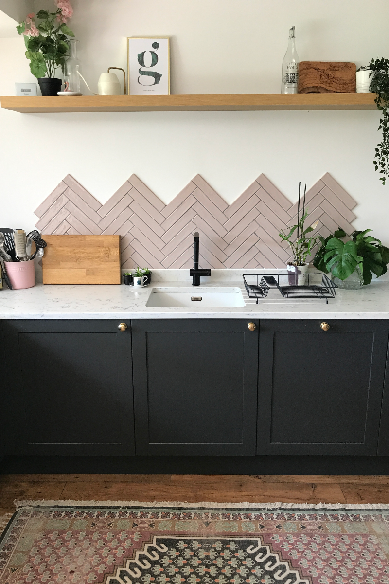 Decorating the kitchen