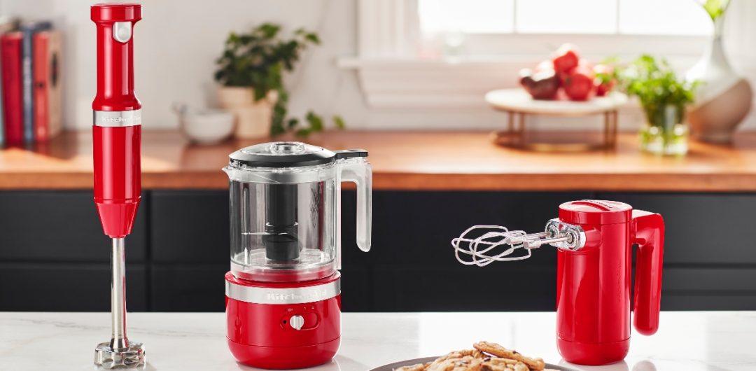 Kitchenaid cordless small appliances