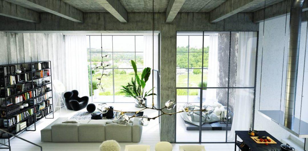 Ivanka Kowalski open-plan loft