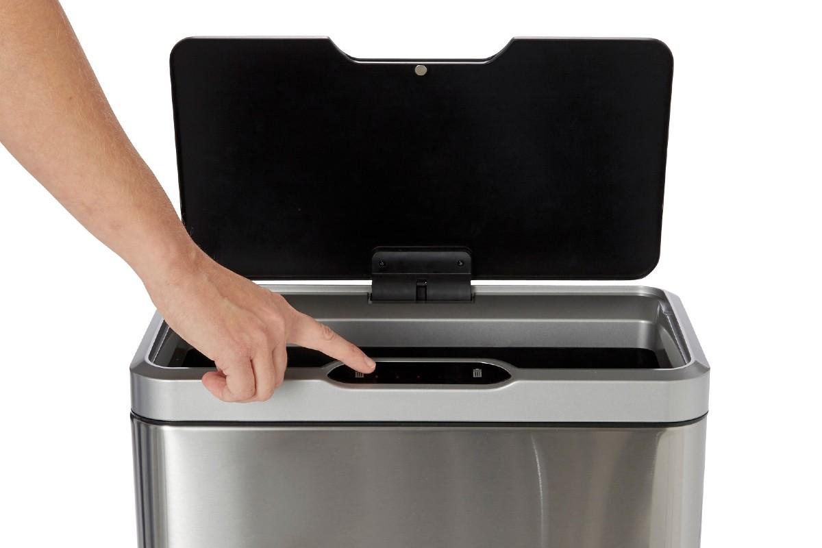 Drosera touch-free bin