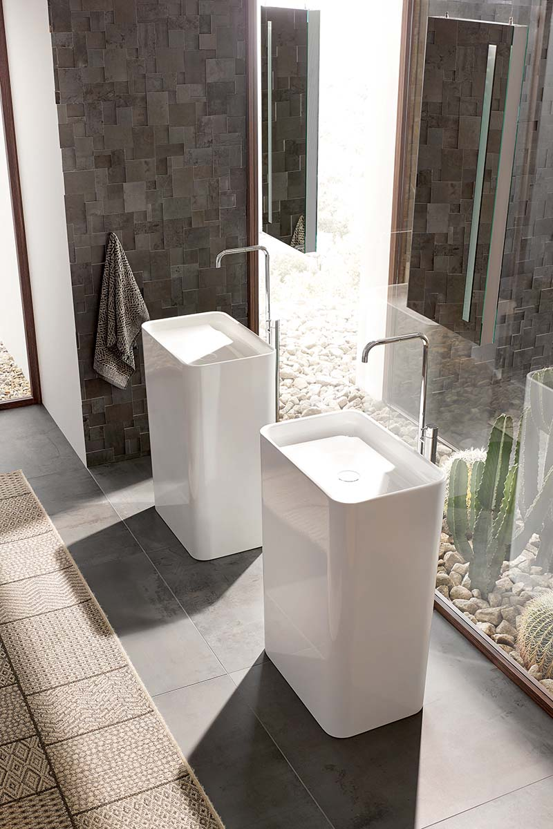 Contemporary Basins For A Super Stylish Bathroom
