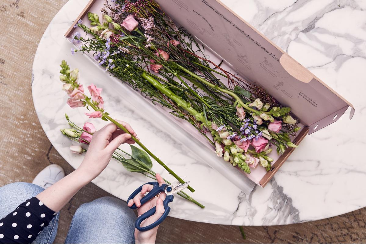Bloom & Wild letterbox flowers