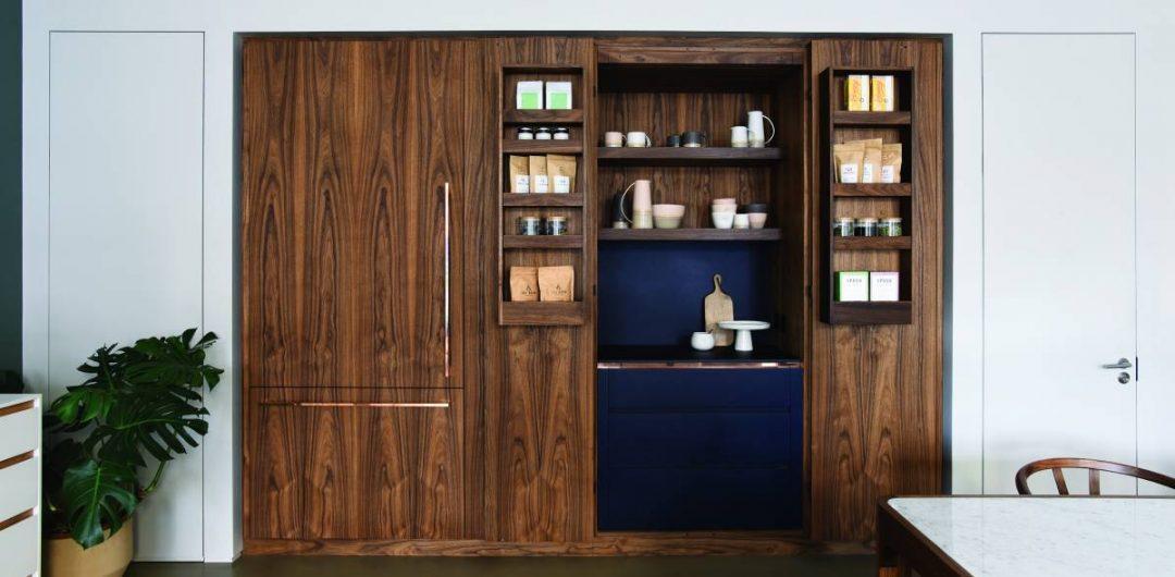 Bespoke hidden pantry