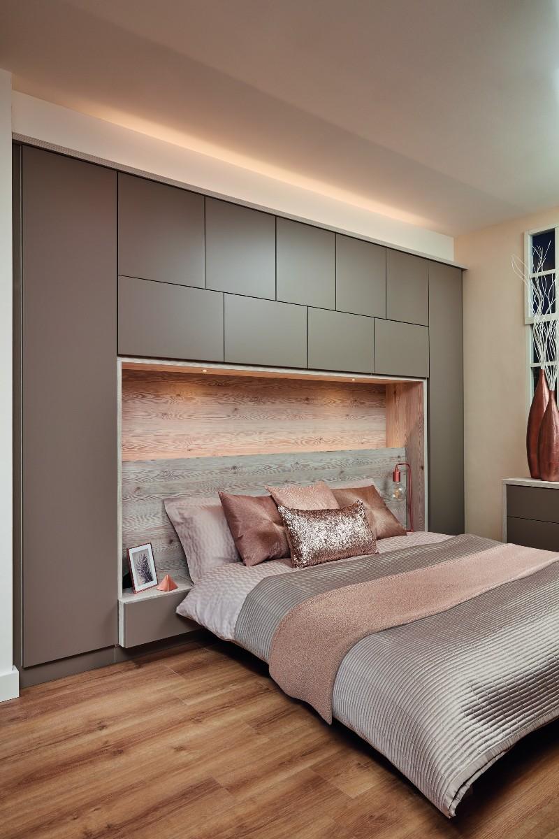 Neville Johnson bedroom