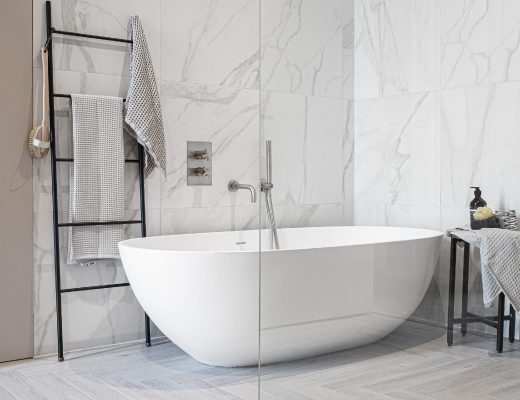 Lusso natural bathroom main