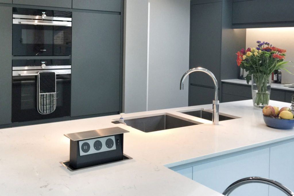 Power solutions for kitchen