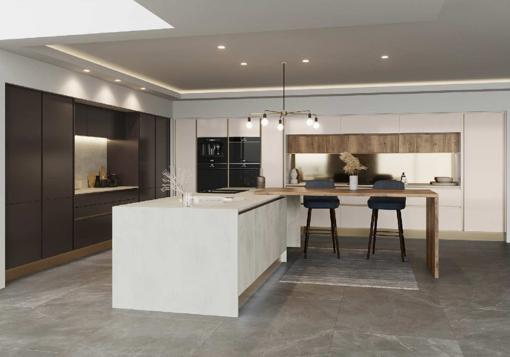 How To Design A Modern Luxury Kitchen That Oozes Style