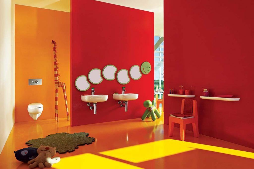 Inspiration Gallery Go Maximalist In The Bathroom