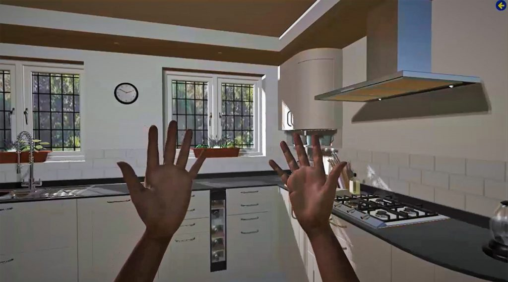 Virtual Worlds 4D experience