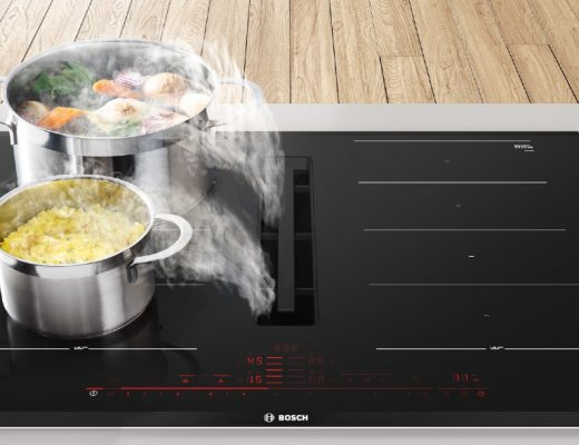 Bosch extraction hobs main image
