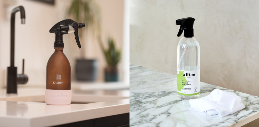 Sustainable cleaning products