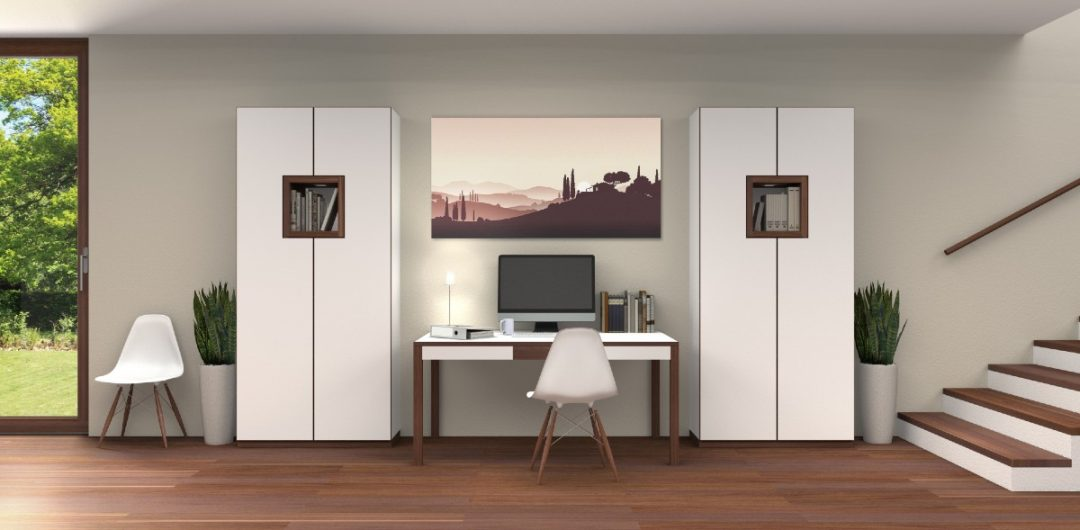 Kitchen space main image home office